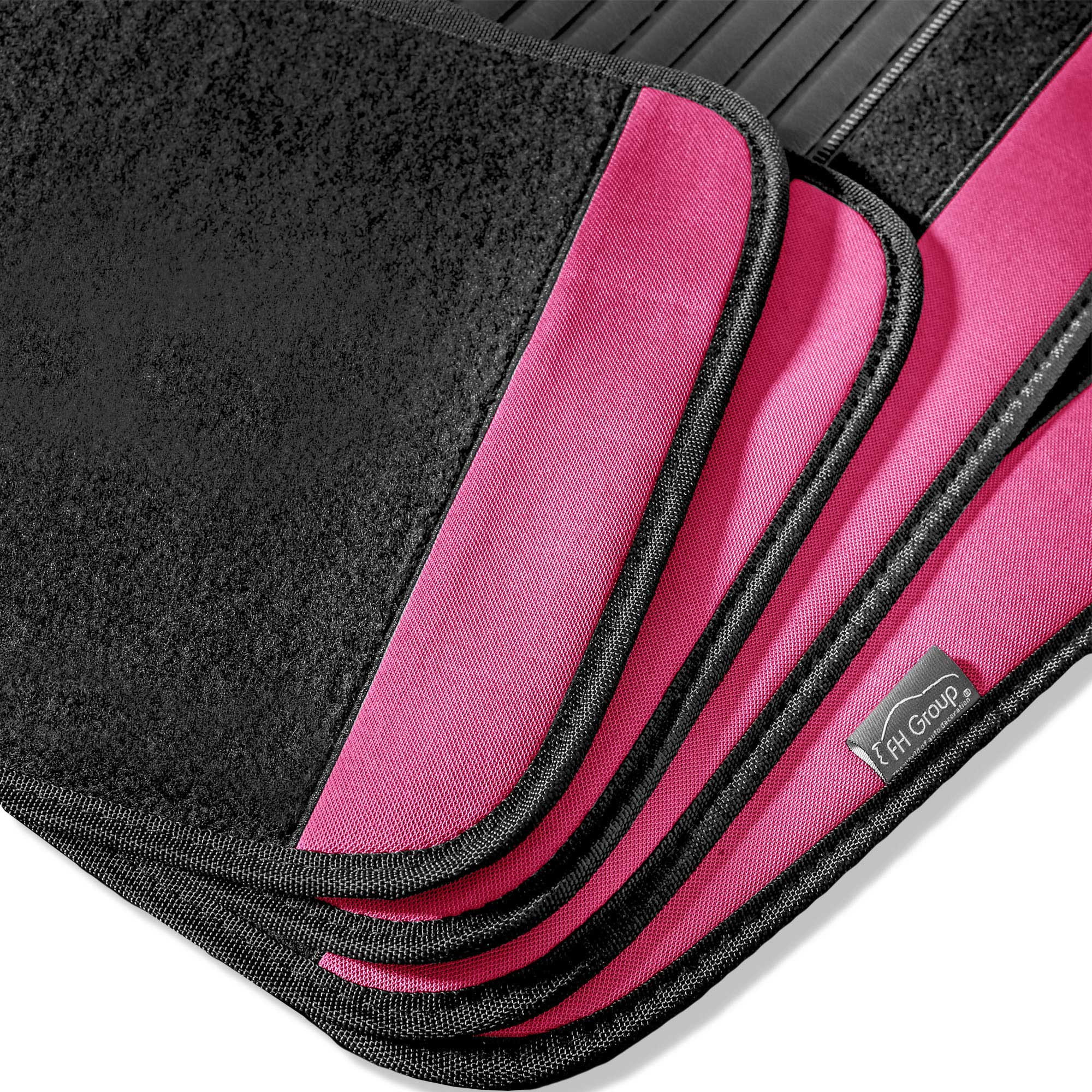 4pcs-Universal-Carpet-Floor-Mats-for-Car-SUV-Van-10-Color-Options-Full-Set thumbnail 45