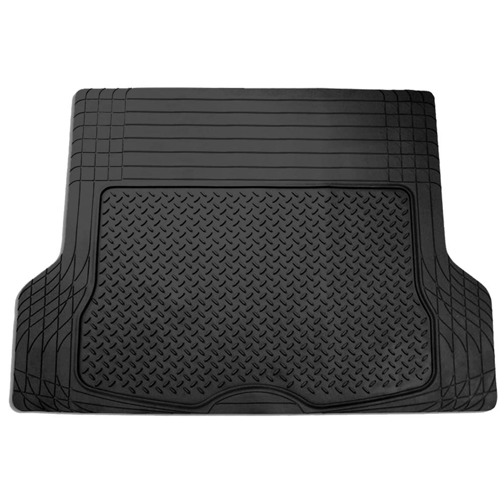 Trunk Cargo Floor Mats For Auto Suv Van All Weather Rubber