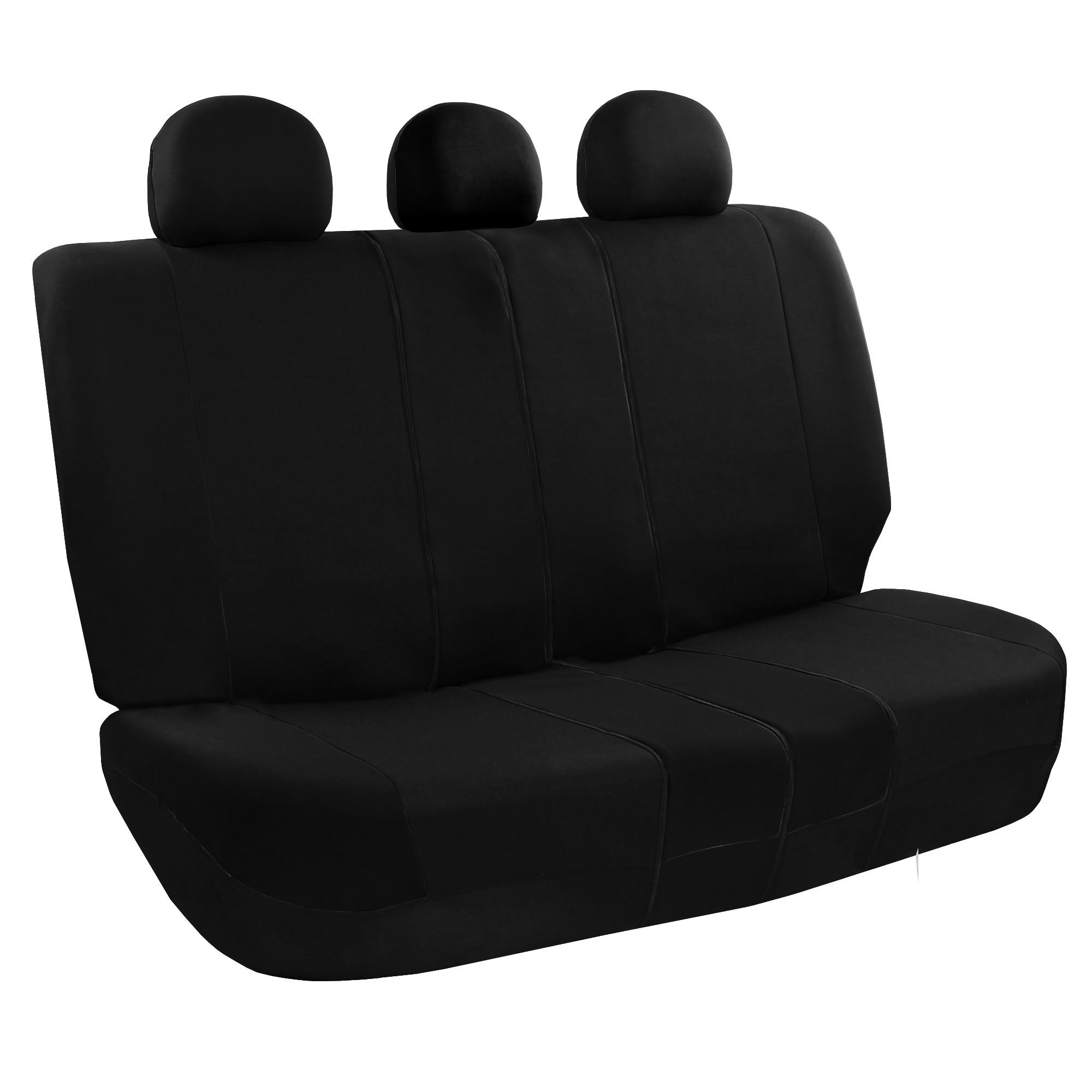 Car Seat Cover For Cars Full Set Black