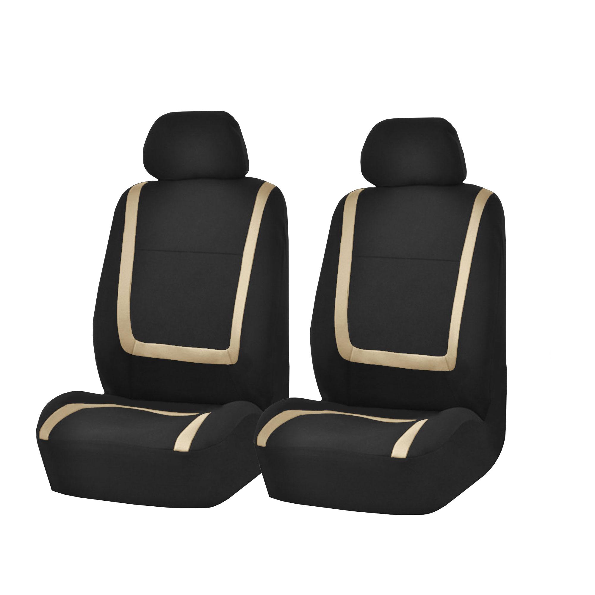 Auto Seat Covers for Car Sedan Truck Van Universal Seat Covers 12 Colors