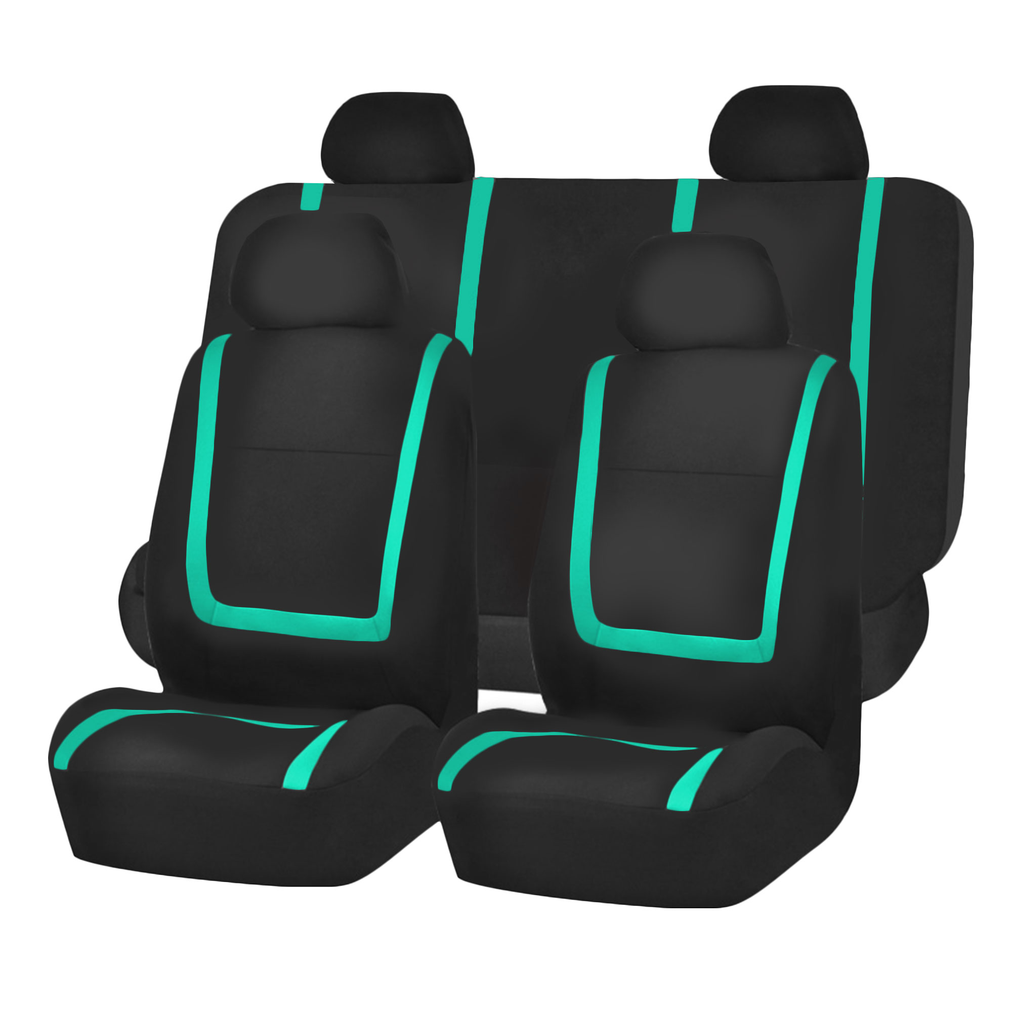 Auto Seat Covers for Car Sedan Truck Van Universal Seat Covers 12 Colors Mint