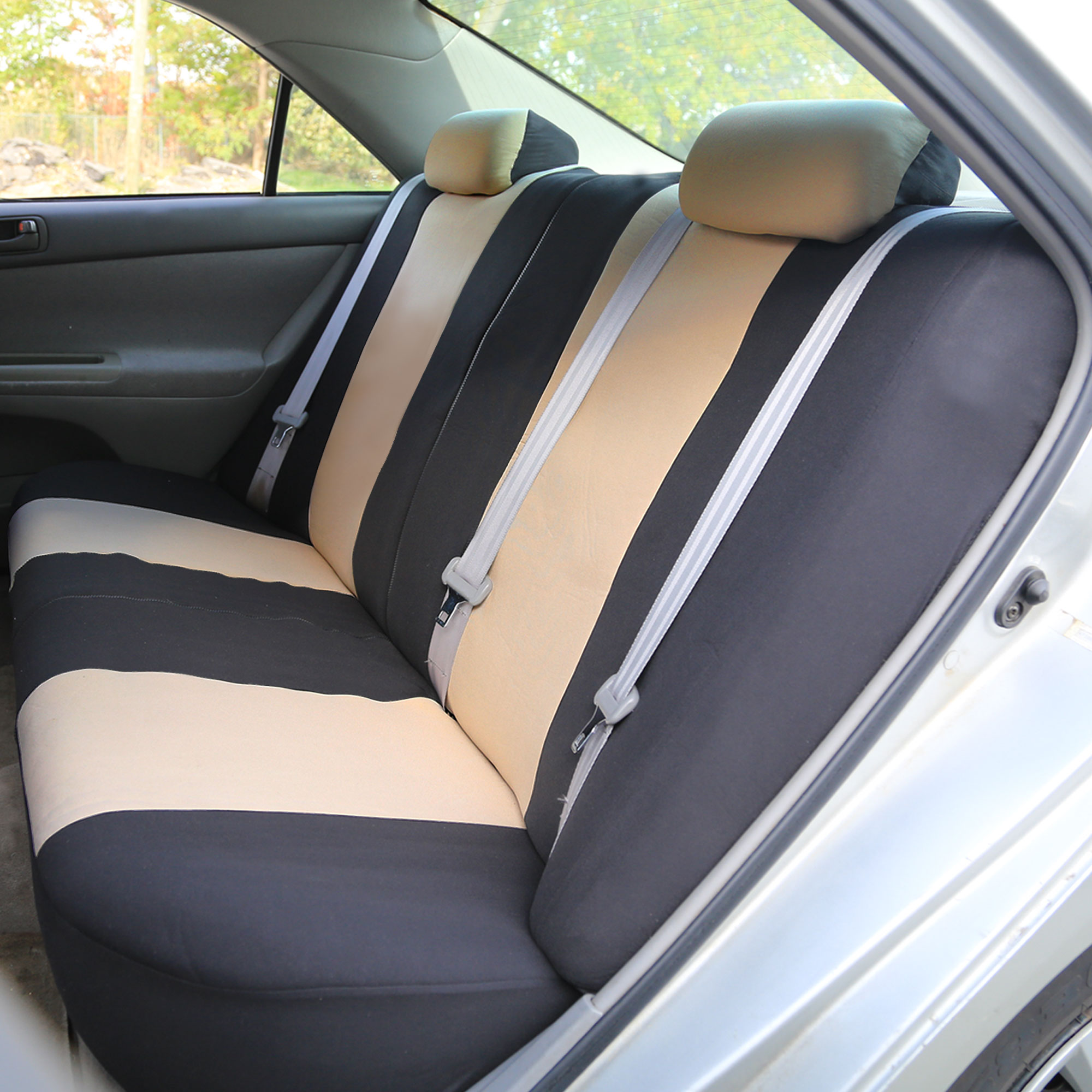 Car Seat Covers For Rear Luxury Sporty