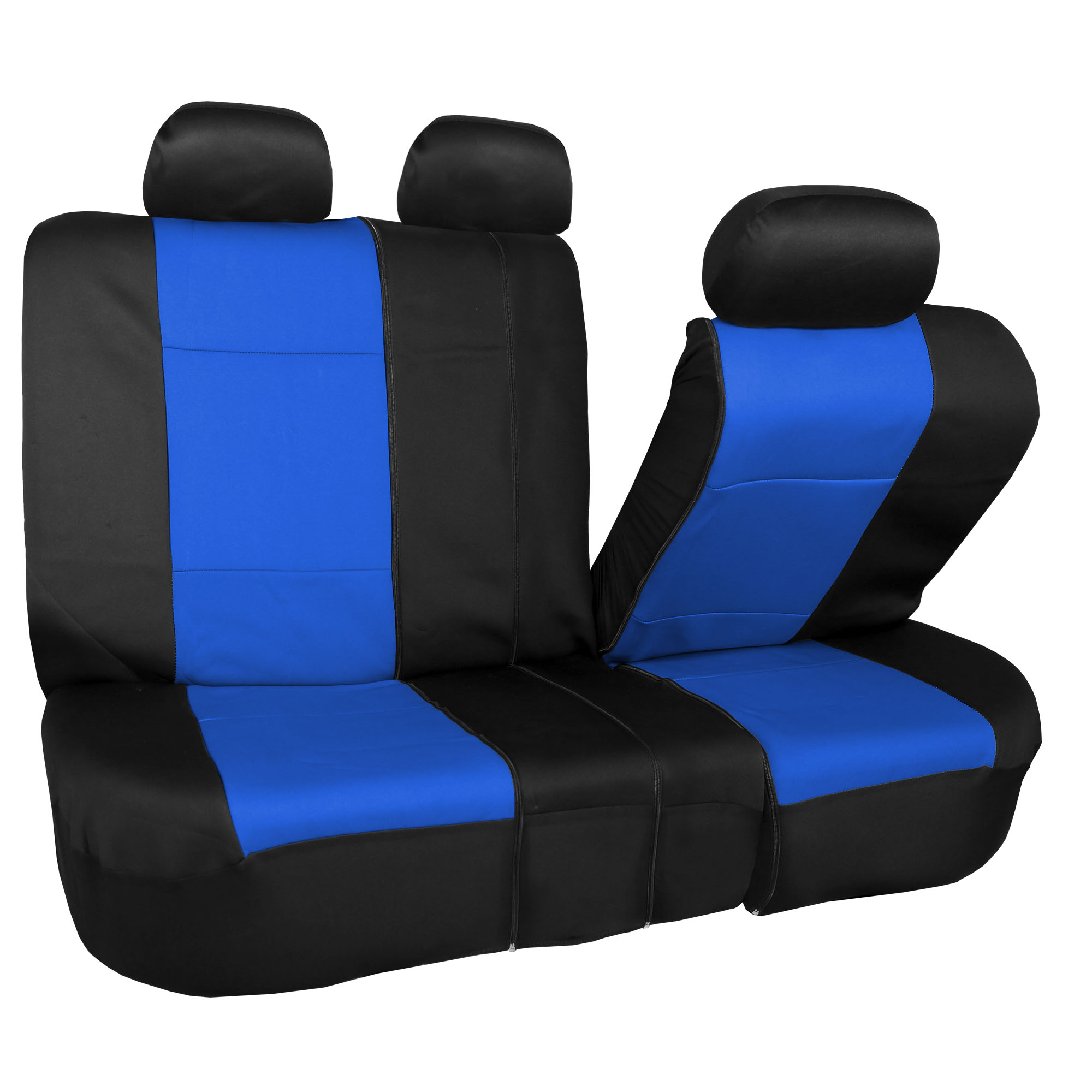 Car-Seat-Cover-Neoprene-Waterproof-Pet-Proof-Full-Set-Cover-With-Dash-Pad thumbnail 26