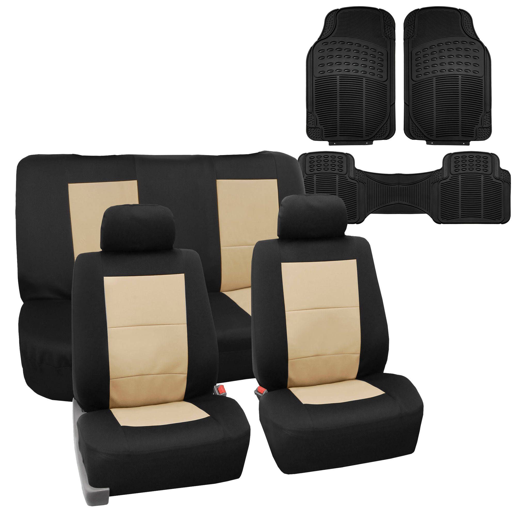 Image Is Loading Seat Covers Eva Foam For Auto Combo With