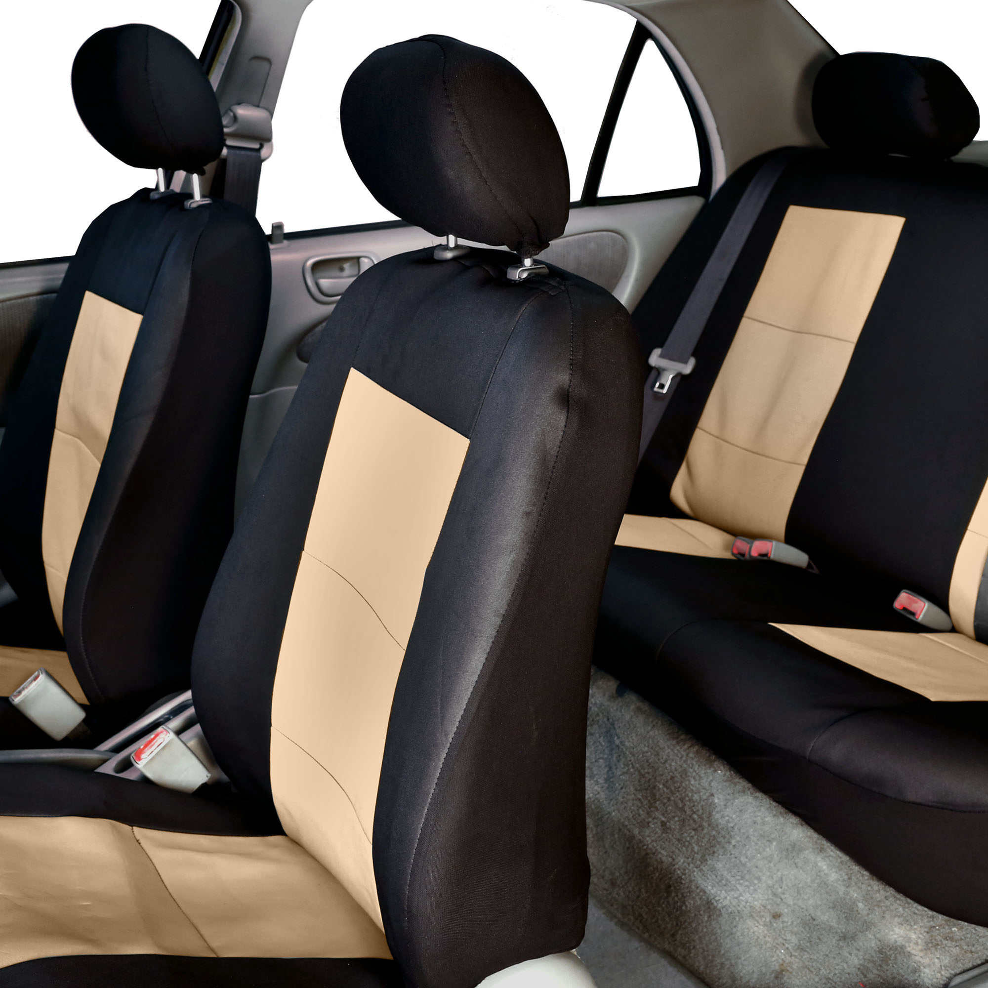 Seat Covers Eva Foam For Auto Combo With