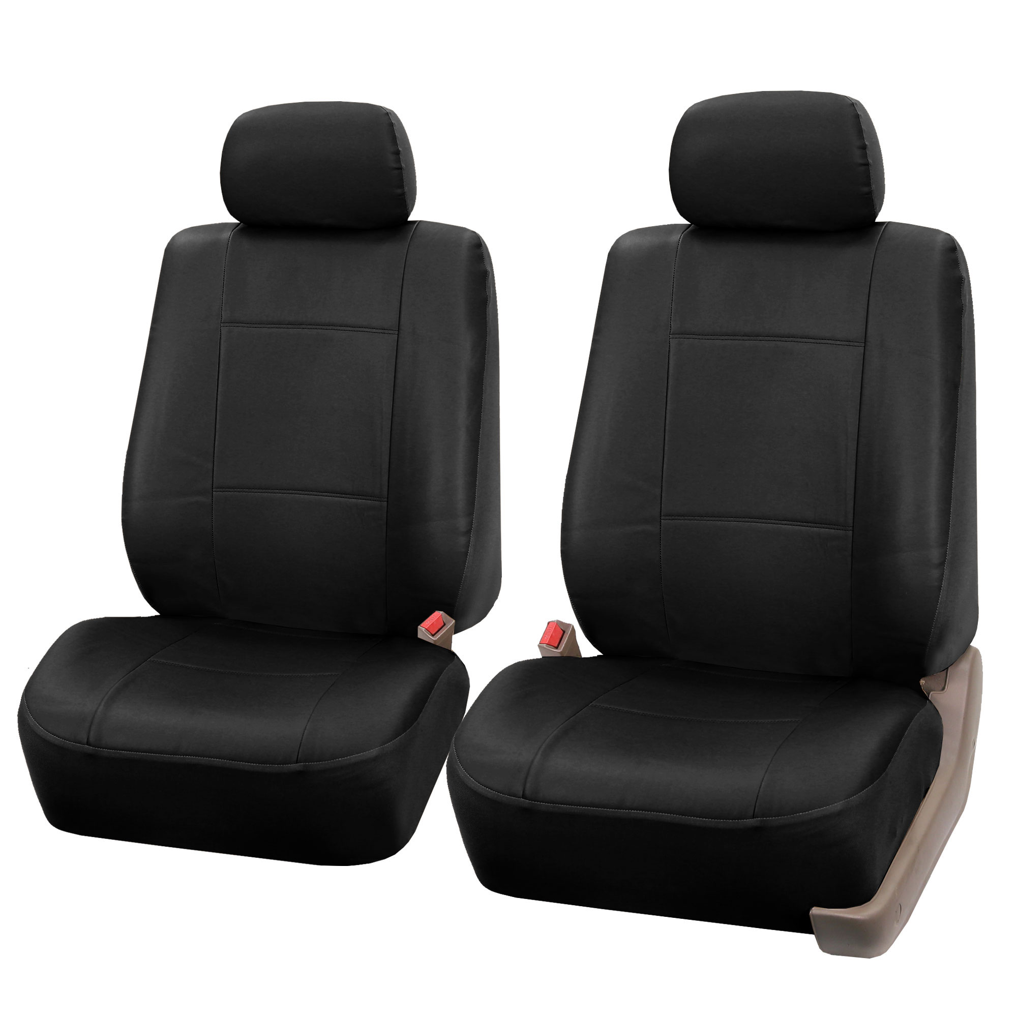 PU Leather Bucket Seat/Full Set Covers For Seats With
