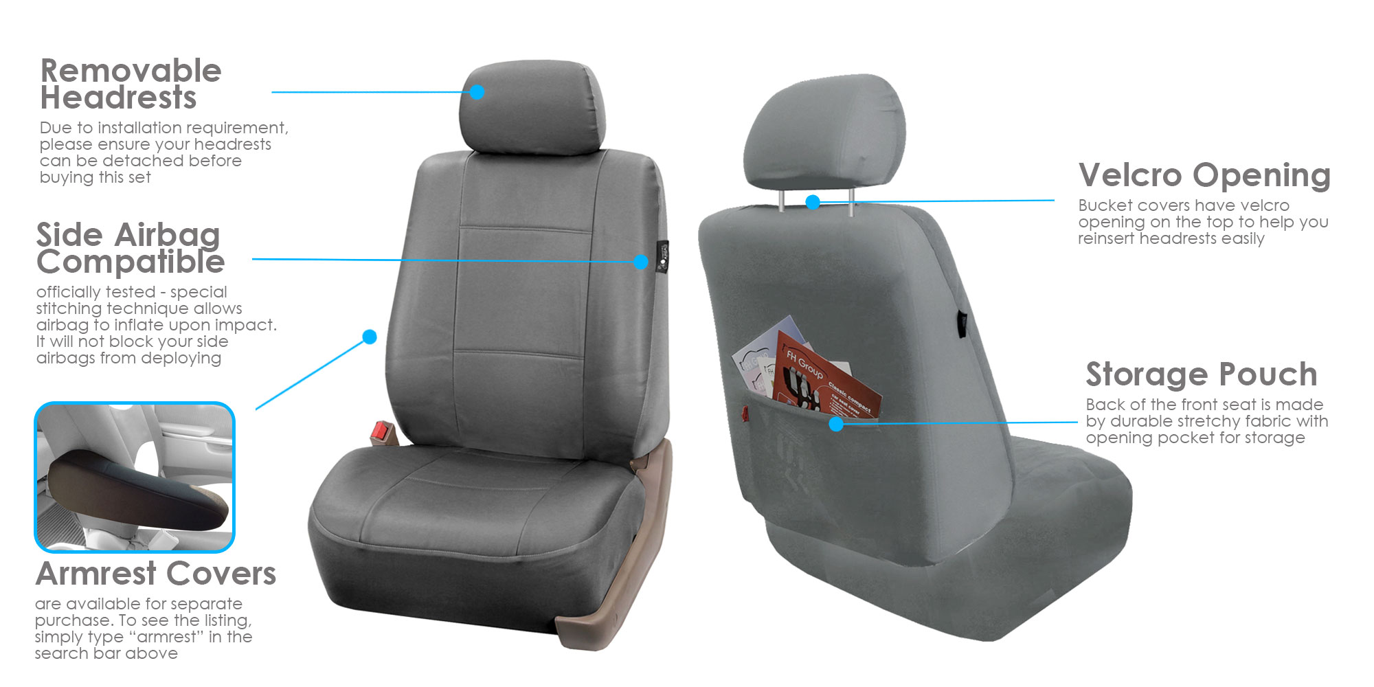 Pleasing Pu Leather Car Seat Covers W Floor Mats For Split Bench Unemploymentrelief Wooden Chair Designs For Living Room Unemploymentrelieforg
