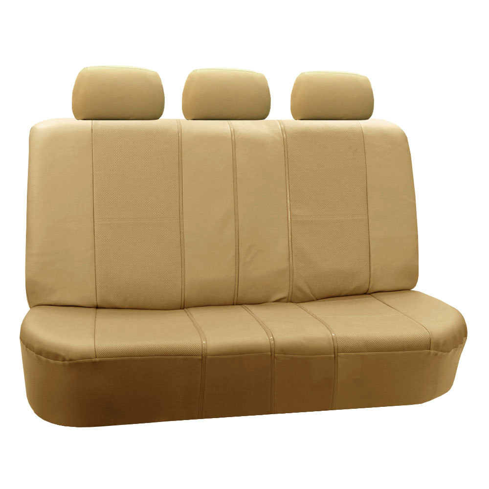 Deluxe Leatherette Split Bench Seat Covers Ebay