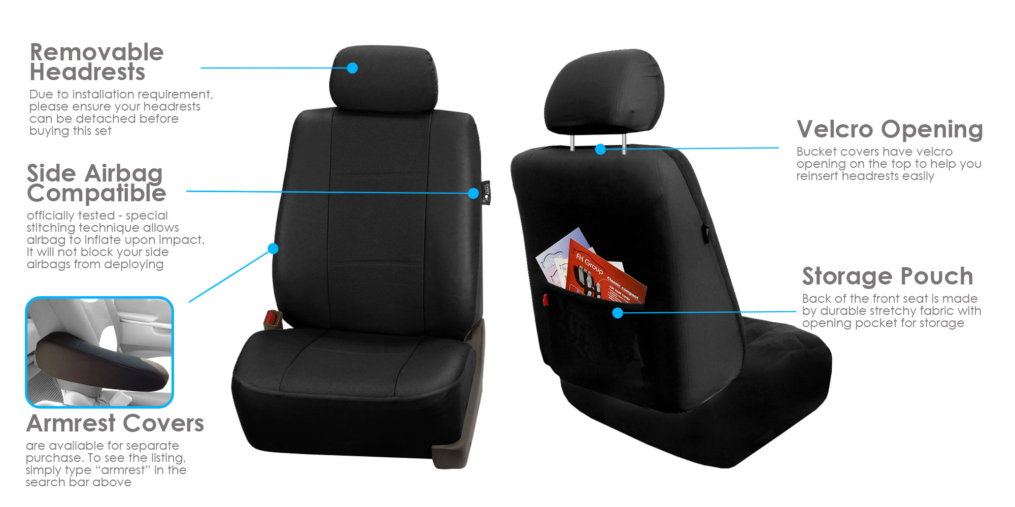 Car Seat Covers For Minivans