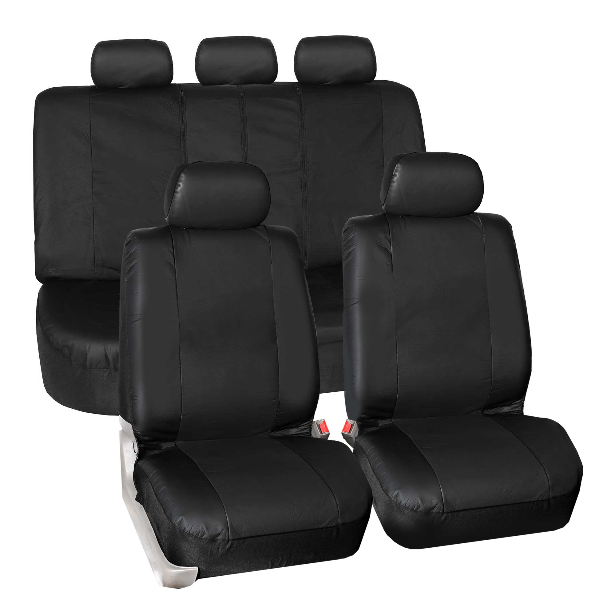 mustang leather seat covers ebay
