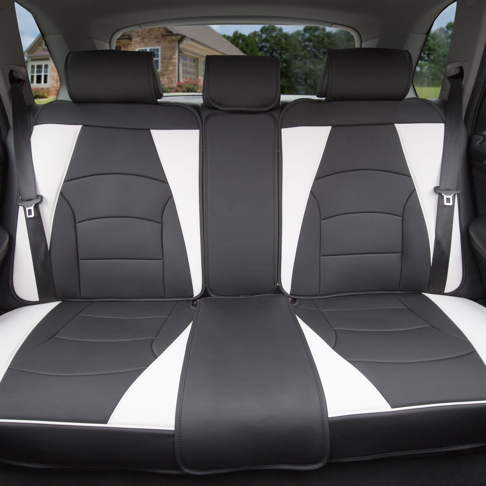 PU Leather Seat Cushion Pad Covers For Auto
