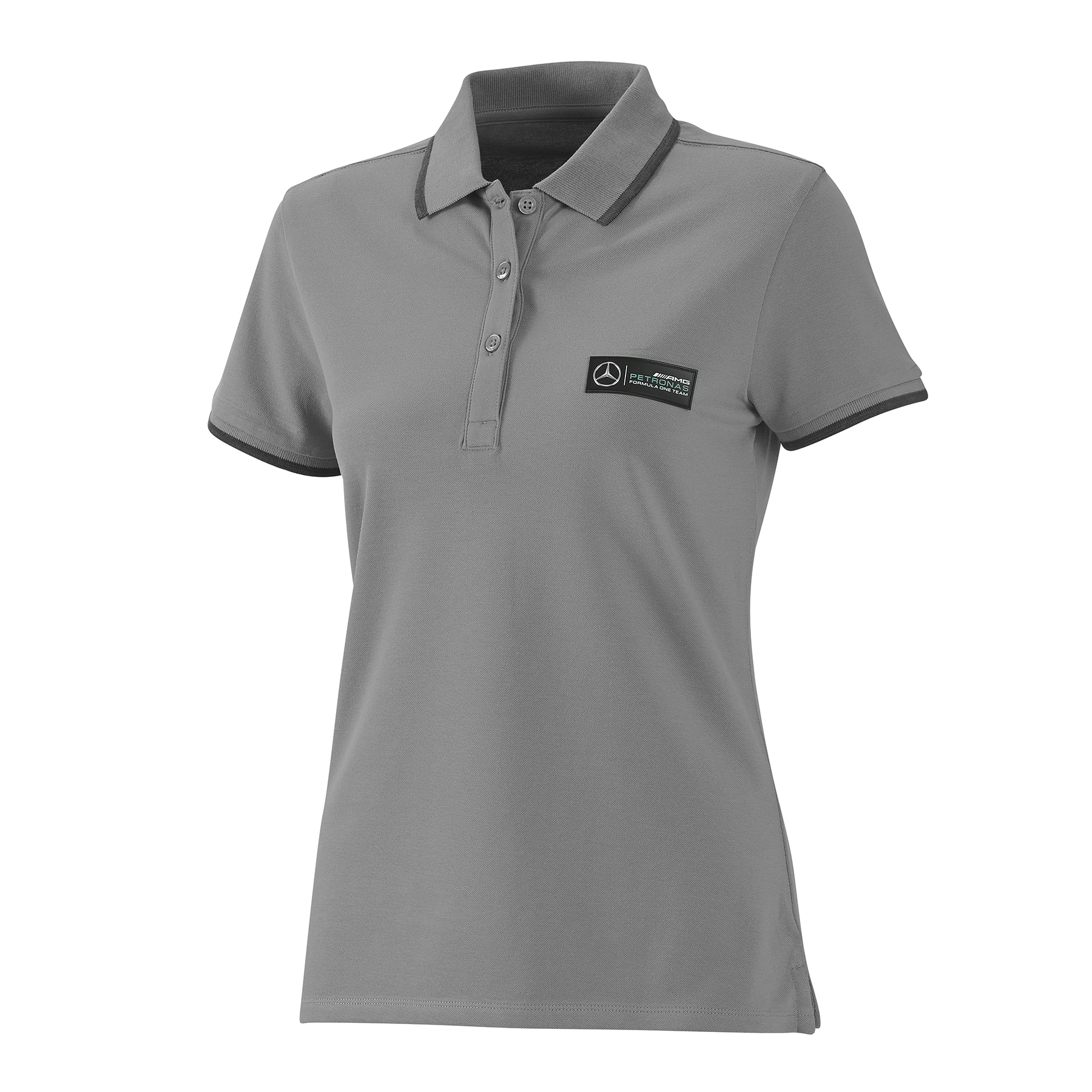 mercedes amg petronas f1 women 39 s classic polo shirt ebay. Black Bedroom Furniture Sets. Home Design Ideas