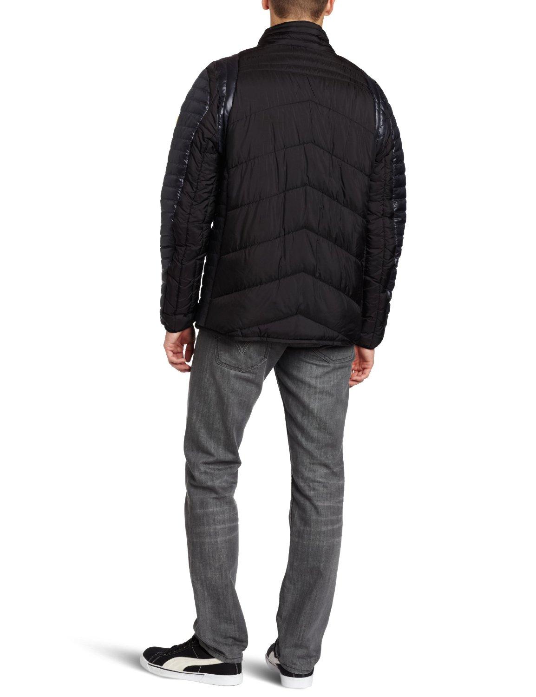 puma ferrari men 39 s padded jacket ebay. Black Bedroom Furniture Sets. Home Design Ideas