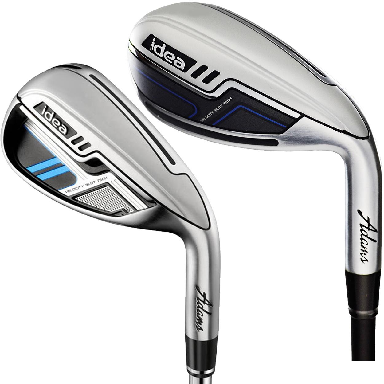 adams golf clubs new idea hybrid iron set 6 7t 8 pw. Black Bedroom Furniture Sets. Home Design Ideas