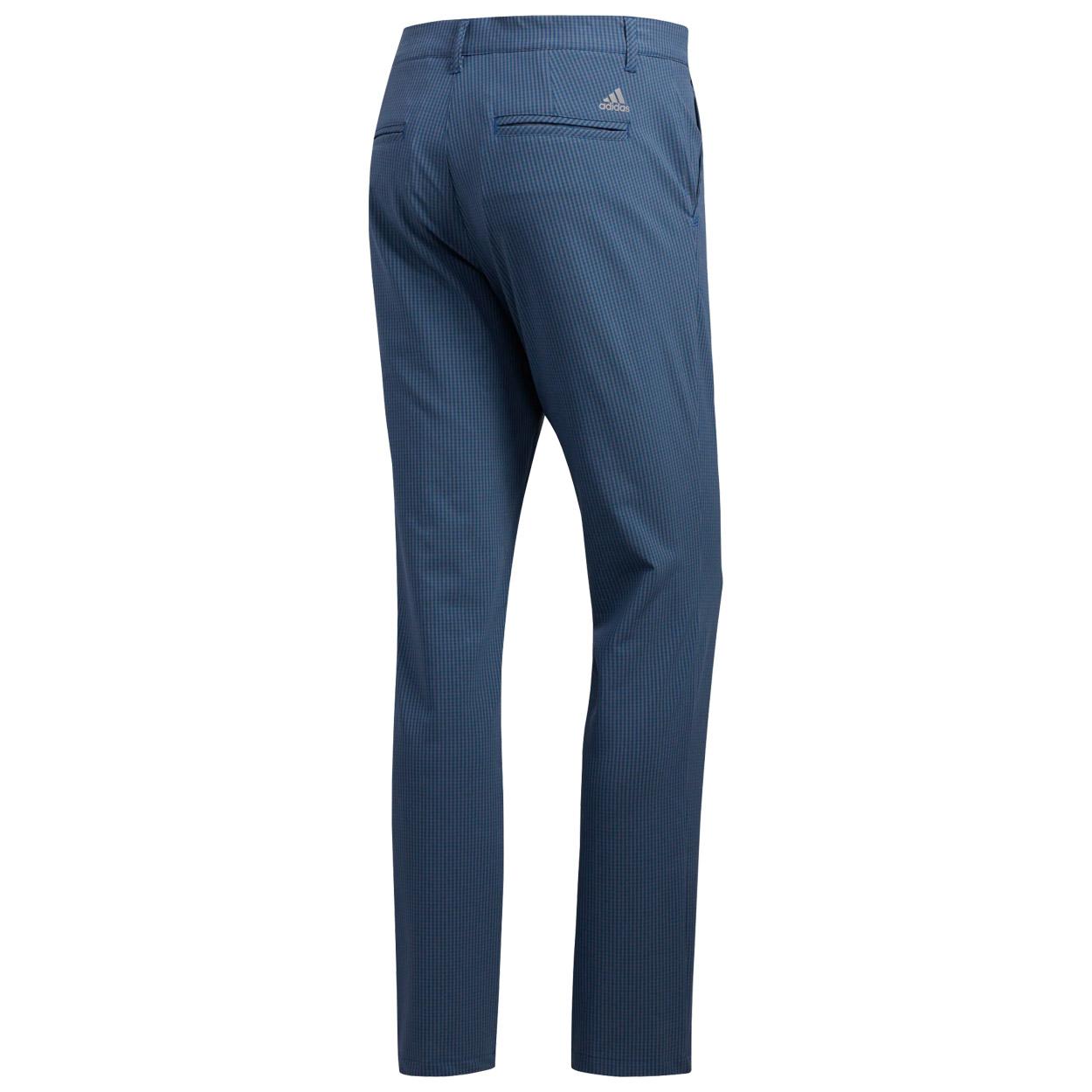 Adidas-Ultimate-365-Gingham-Men-039-s-Golf-Pants-New thumbnail 5