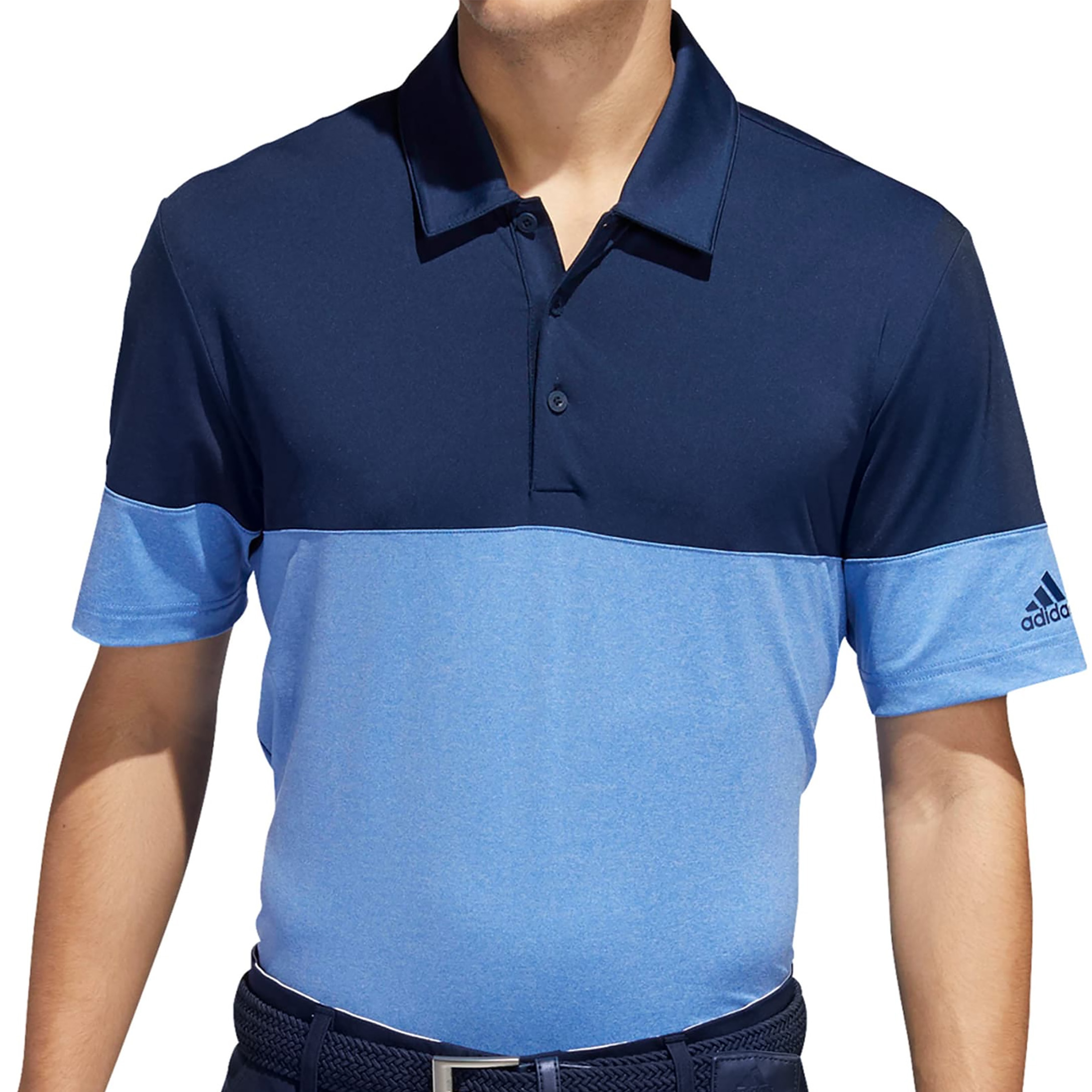 Adidas-Golf-Men-039-s-Ultimate-2-0-All-Day-Polo-Shirt-New thumbnail 9