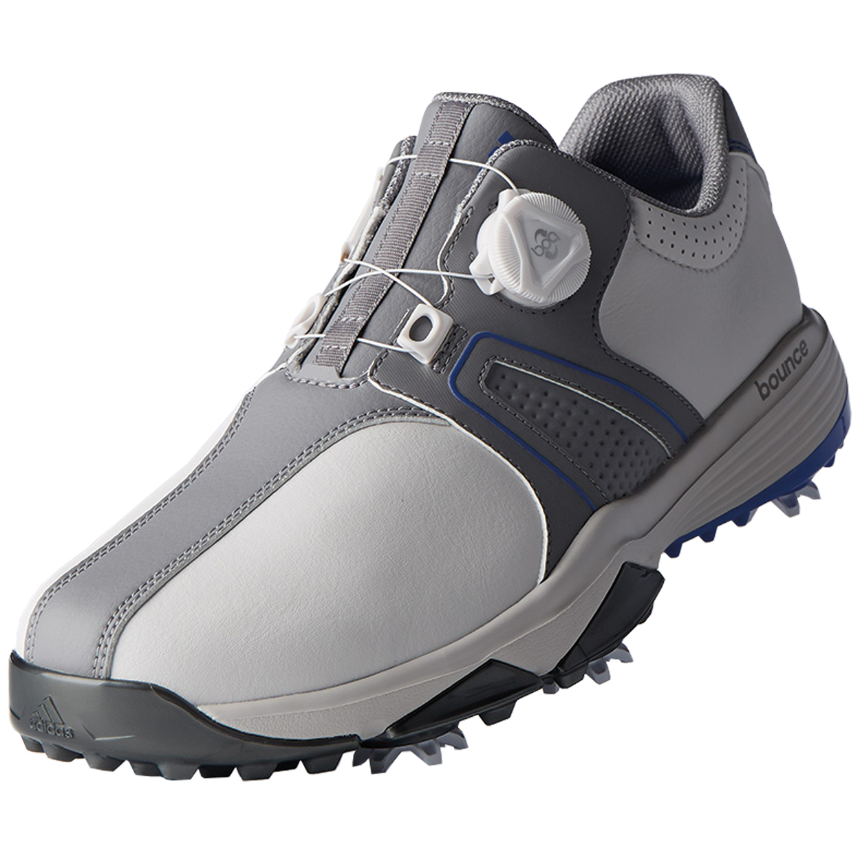 promo code d2d1c cf722 Adidas 360 Traxion Golf Shoes with Boa Closure