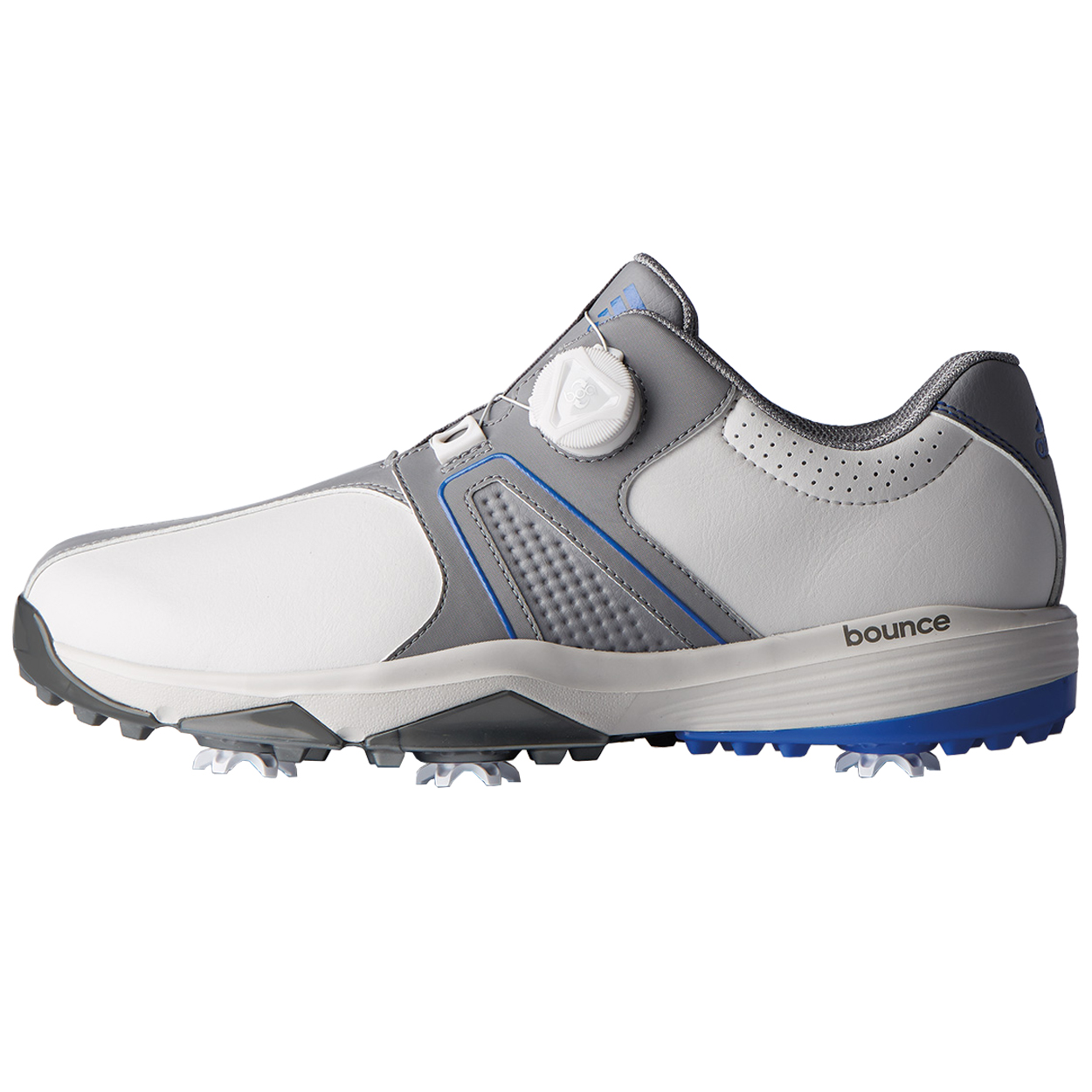 Adidas-Men-039-s-360-Traxion-Golf-Shoes-with-Boa-Closure-New