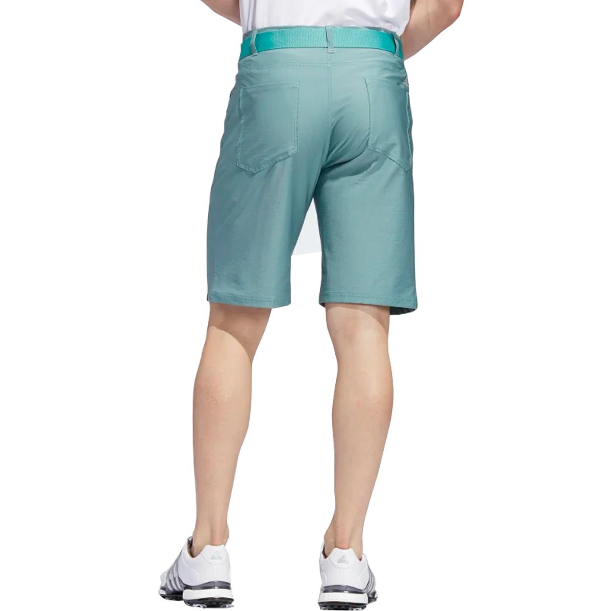 Adidas-Golf-Men-039-s-Ultimate365-Heather-5-Pocket-Shorts-Brand-New thumbnail 8
