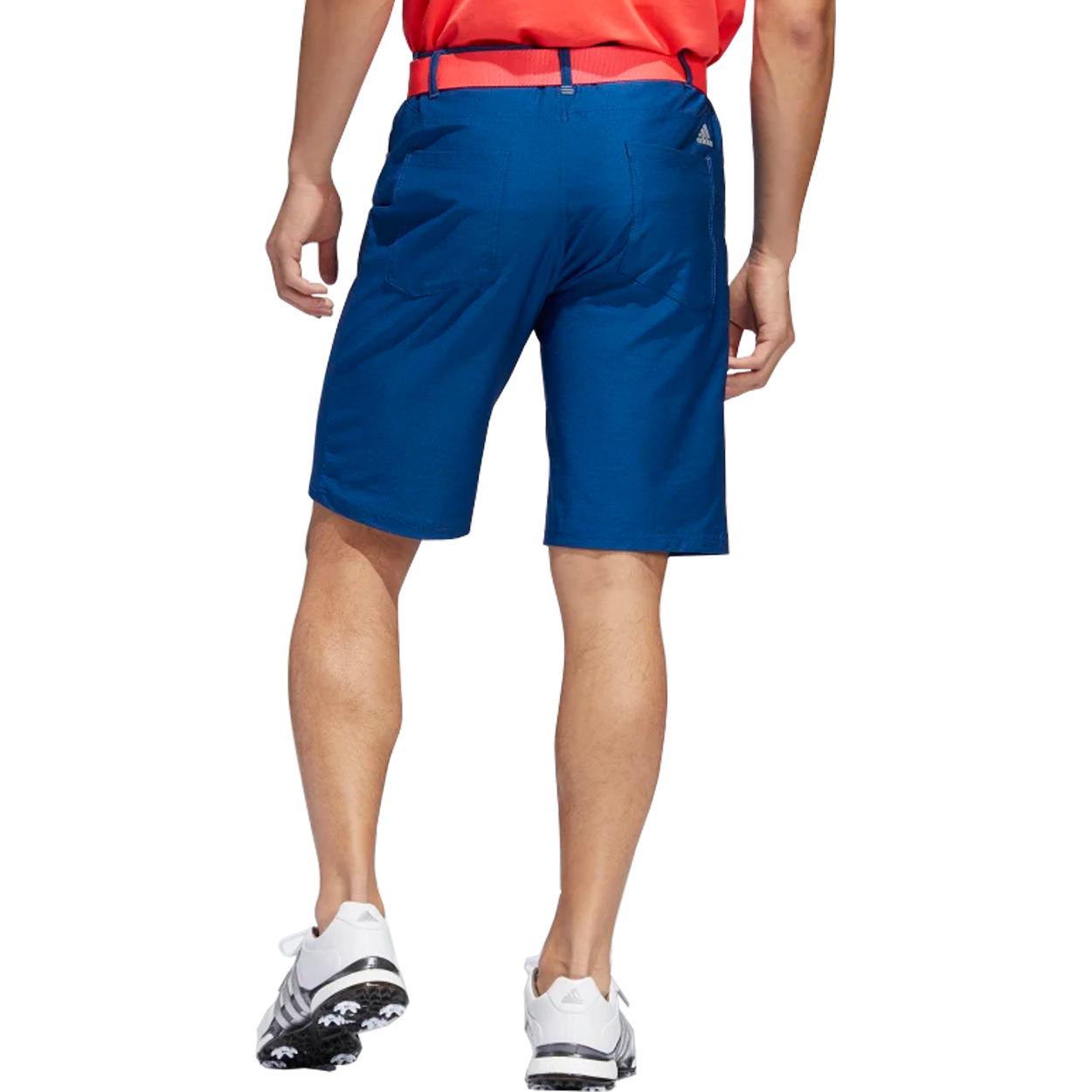 Adidas-Golf-Men-039-s-Ultimate365-Heather-5-Pocket-Shorts-Brand-New thumbnail 5