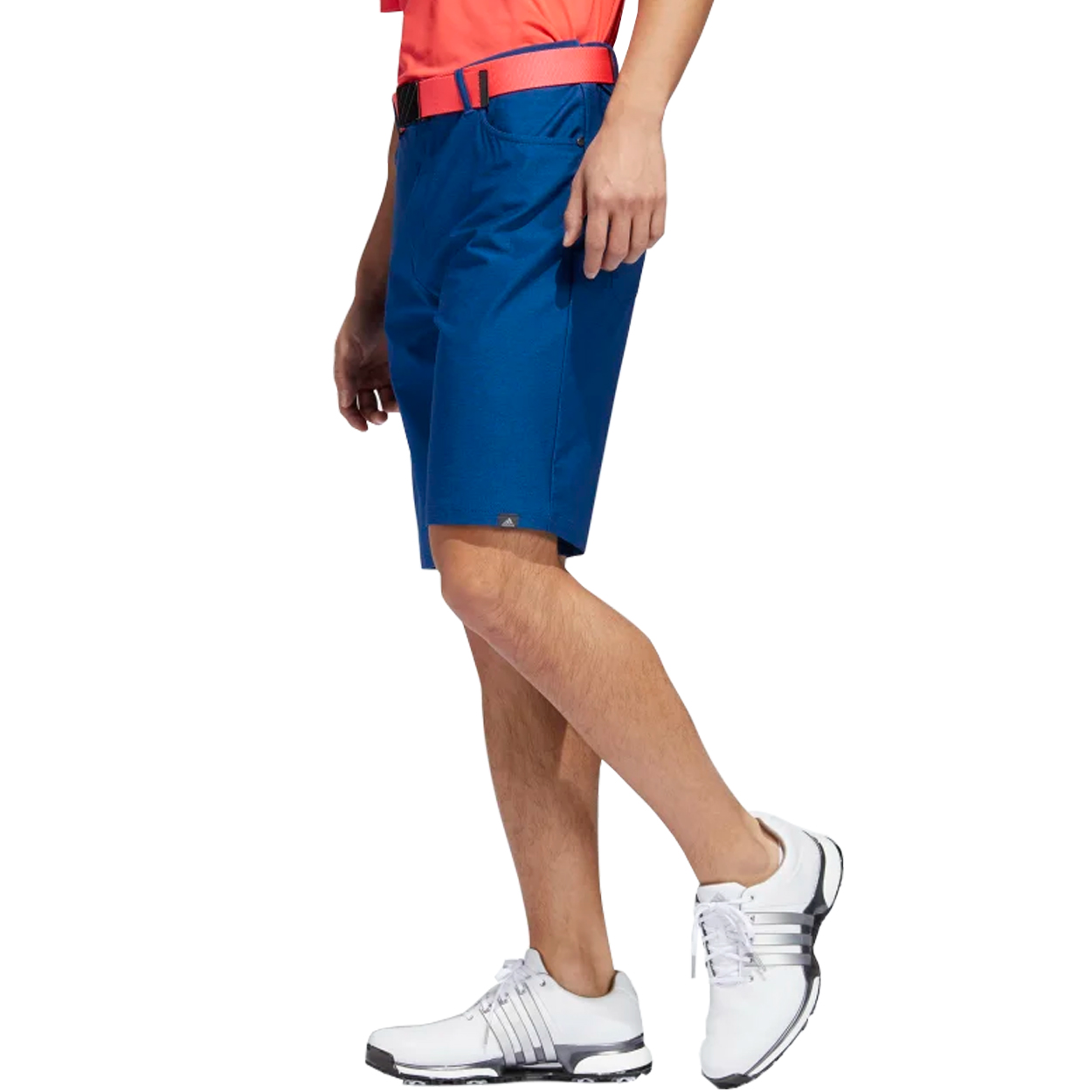 Adidas-Golf-Men-039-s-Ultimate365-Heather-5-Pocket-Shorts-Brand-New thumbnail 6