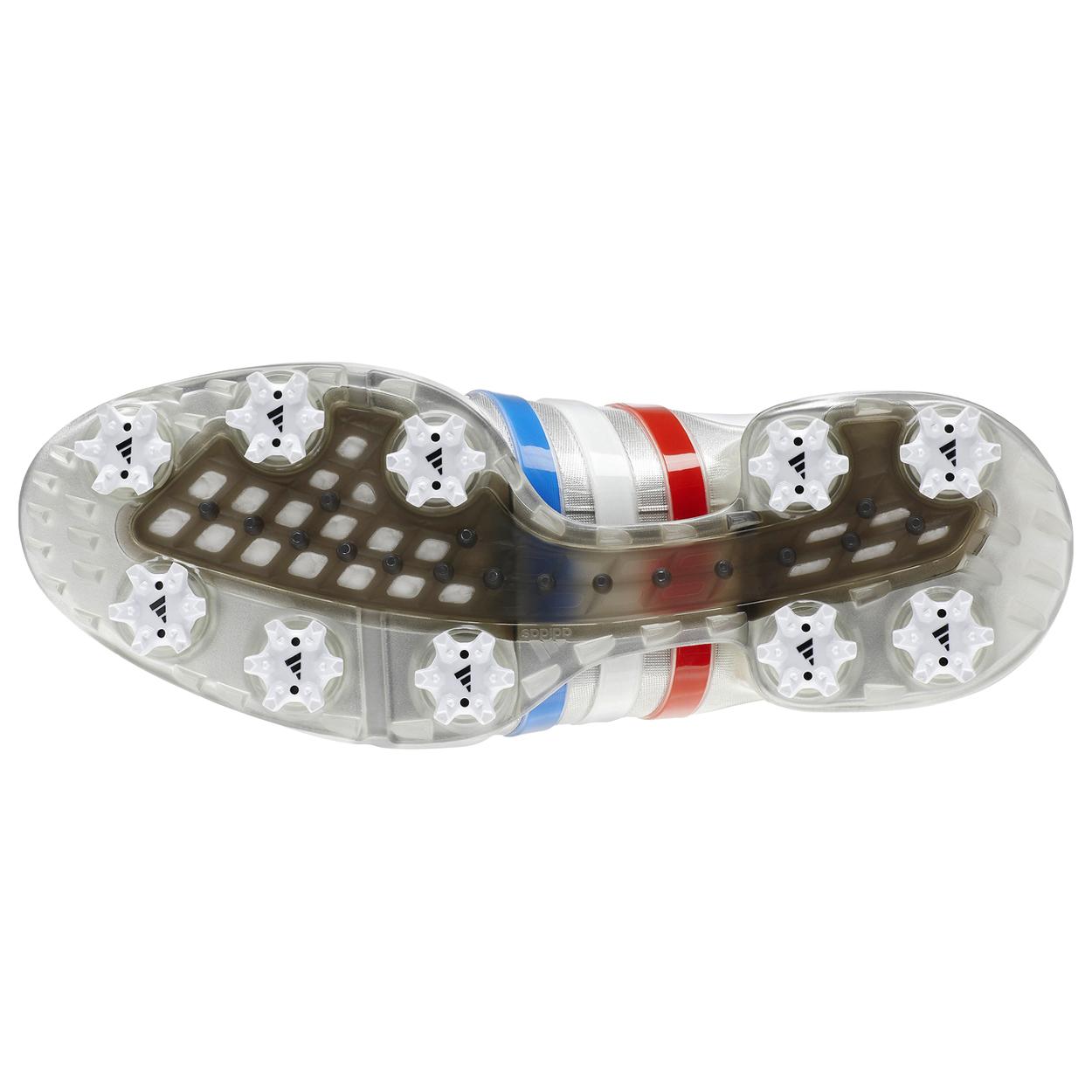Adidas-Tour-360-2-0-Zapatos-De-Golf-De-Cuero-A-ESTRENAR miniatura 12