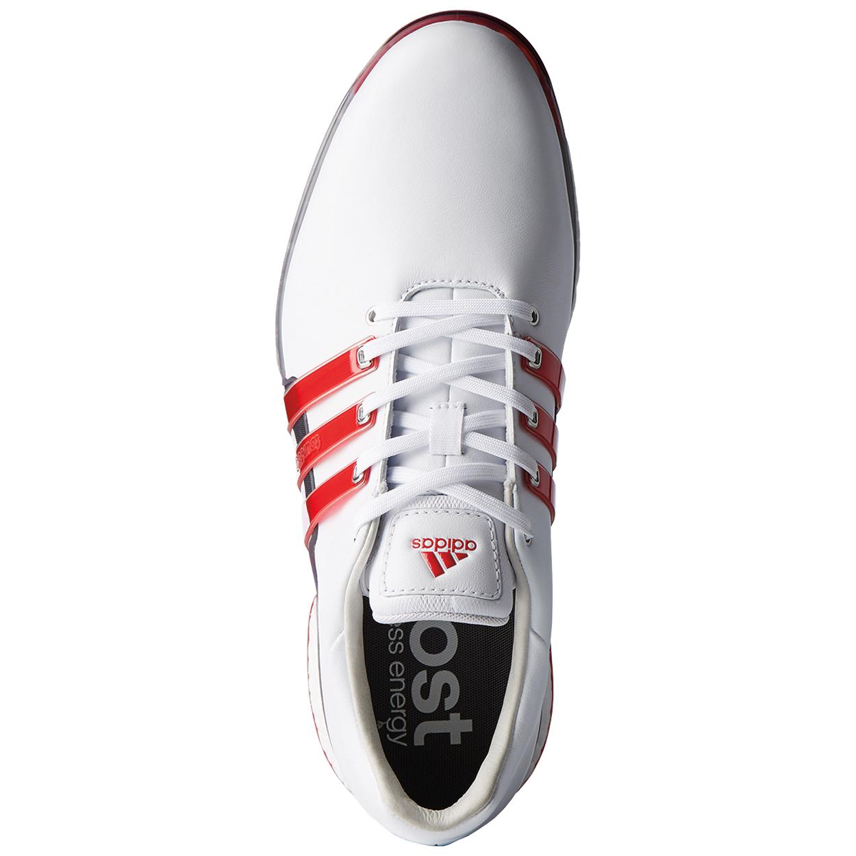 Adidas-Tour-360-2-0-Zapatos-De-Golf-De-Cuero-A-ESTRENAR miniatura 15