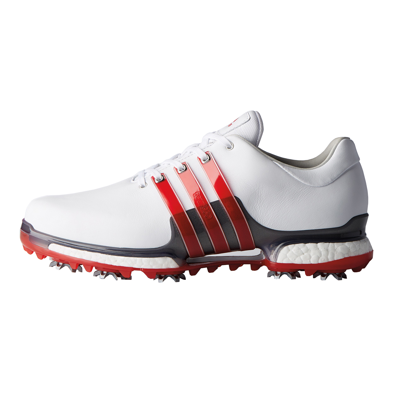 Adidas-Tour-360-2-0-Zapatos-De-Golf-De-Cuero-A-ESTRENAR miniatura 16