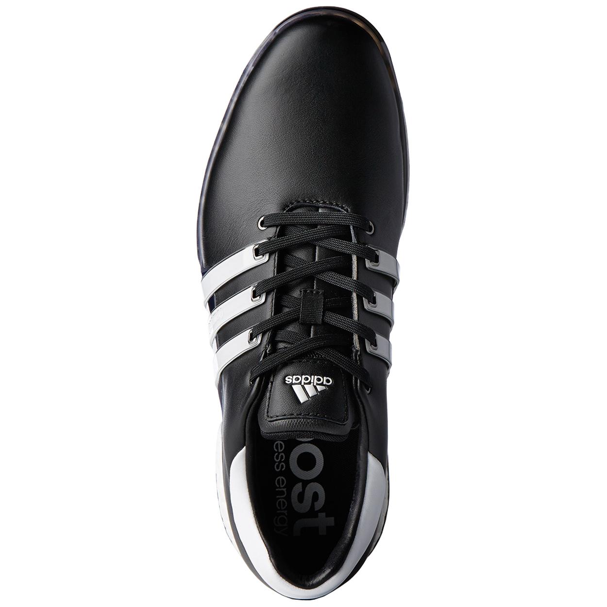 Adidas-Tour-360-2-0-Zapatos-De-Golf-De-Cuero-A-ESTRENAR miniatura 7