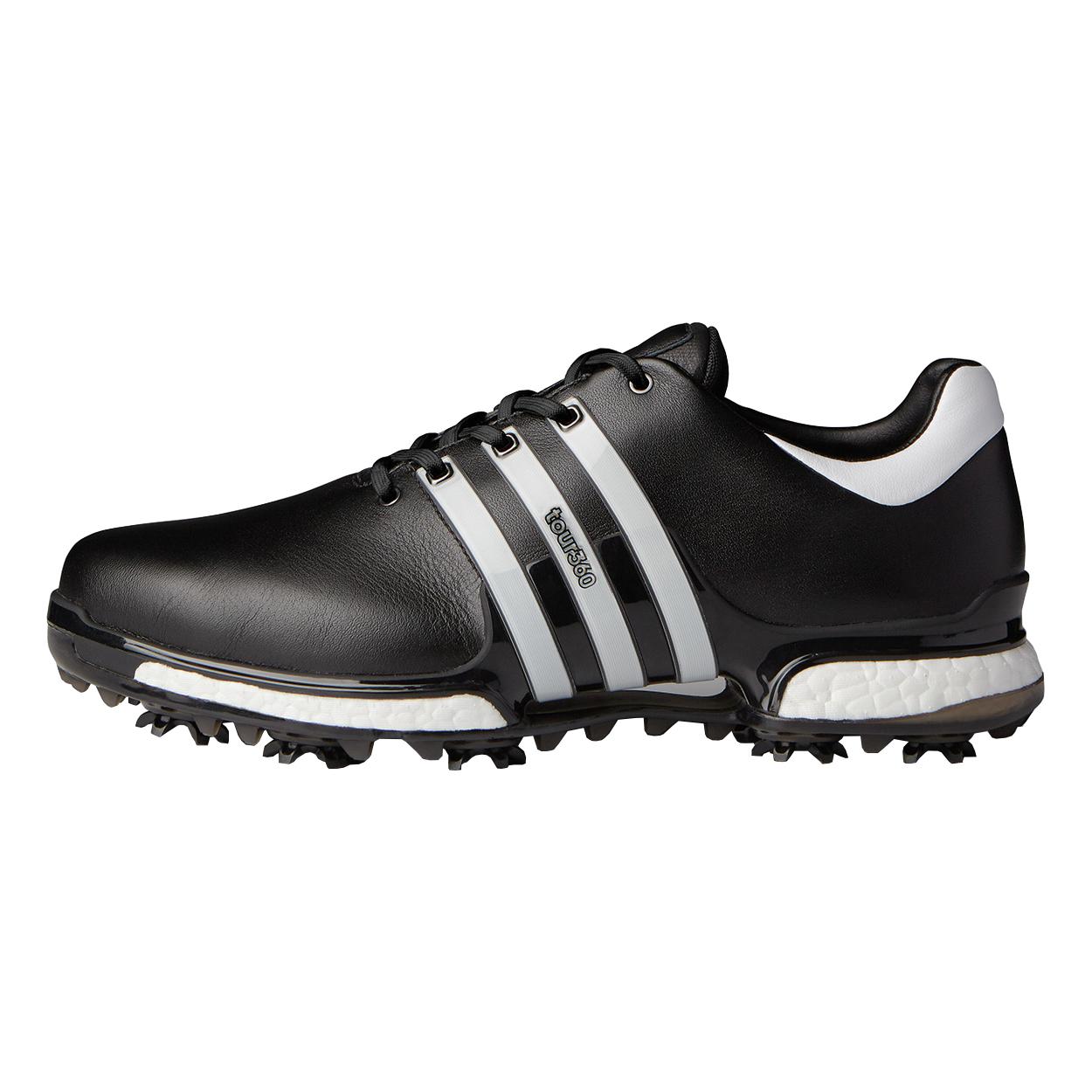 Adidas-Tour-360-2-0-Zapatos-De-Golf-De-Cuero-A-ESTRENAR miniatura 8