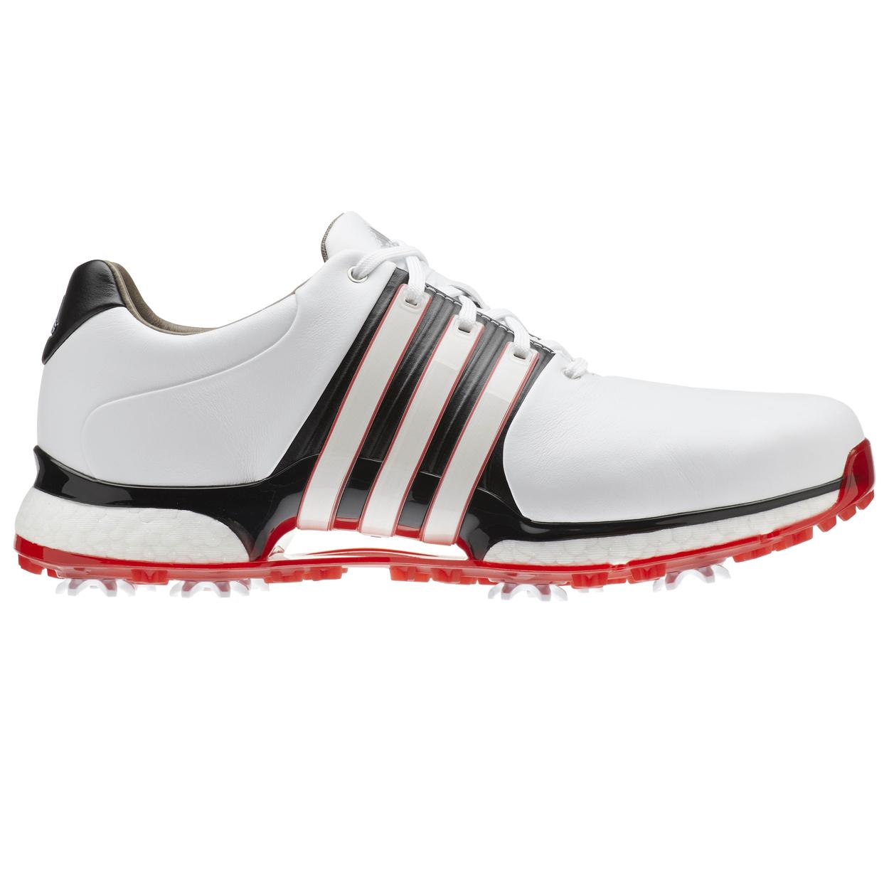 Adidas-Men-039-s-Tour-360-XT-Leather-Replaceable-Soft-Spike-Golf-Shoe-Brand-New thumbnail 10