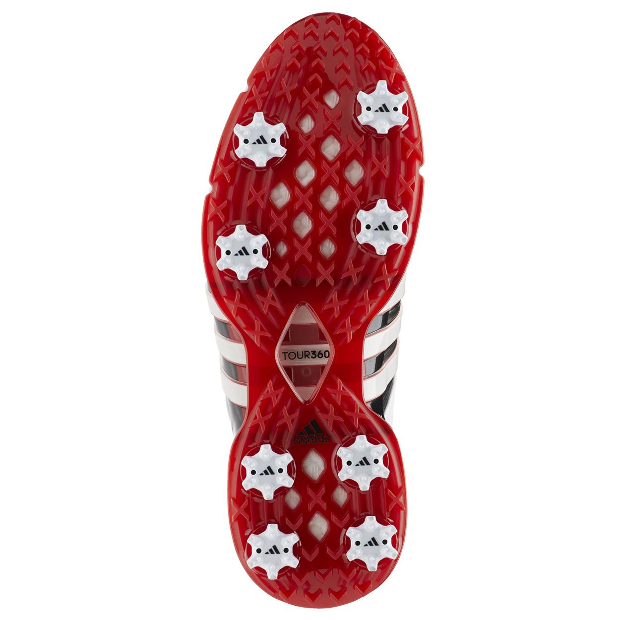 Adidas-Men-039-s-Tour-360-XT-Leather-Replaceable-Soft-Spike-Golf-Shoe-Brand-New thumbnail 7