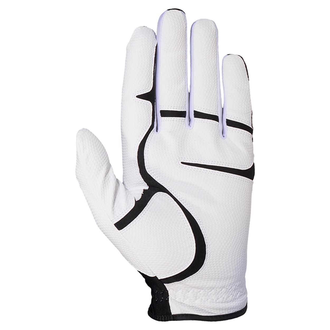 Bridgestone-Men-039-s-EZ-Fit-White-Golf-Gloves-3-Pack-NEW thumbnail 6