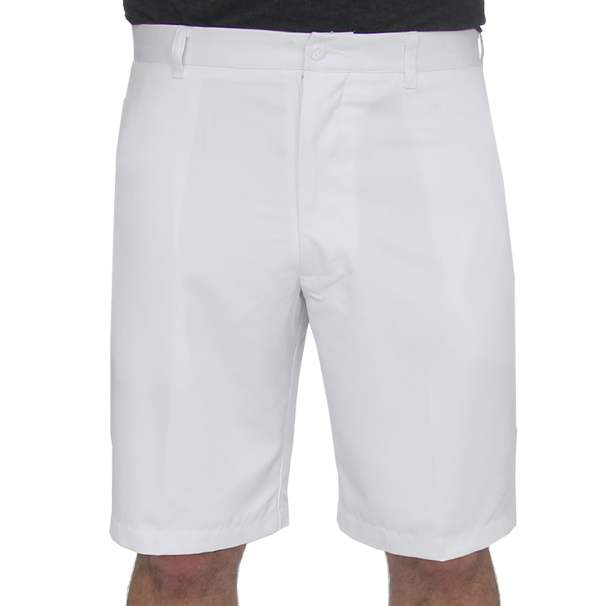 Byron Nelson Comfort-Tec Flat Front Shorts