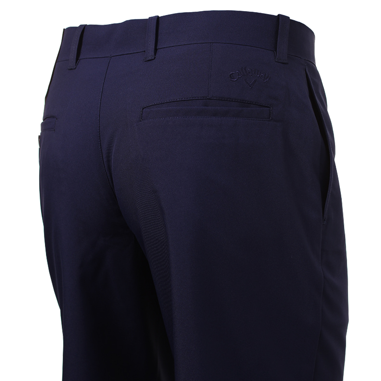 Callaway-Golf-Men-039-s-Stretch-Waist-Flat-Front-Solid-Shorts-NEW thumbnail 4