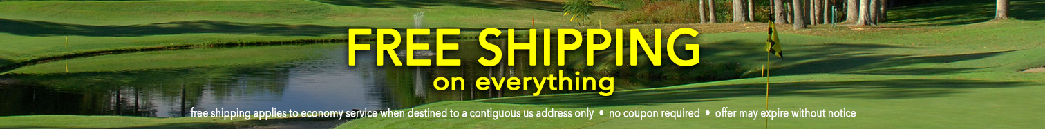 Everything ships FREE • Limited Time Offer