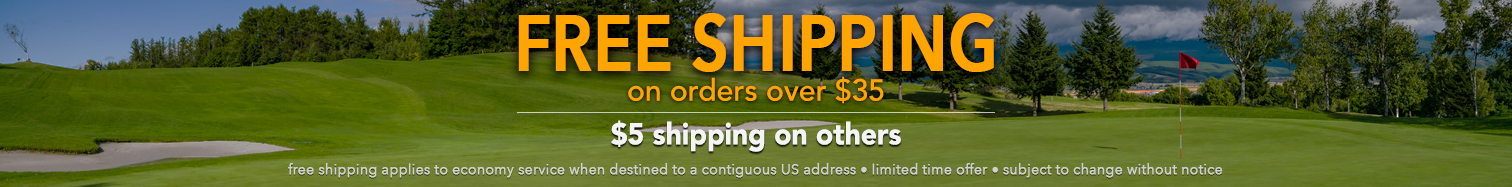 FREE shipping on orders over $35 • Limited Time Offer
