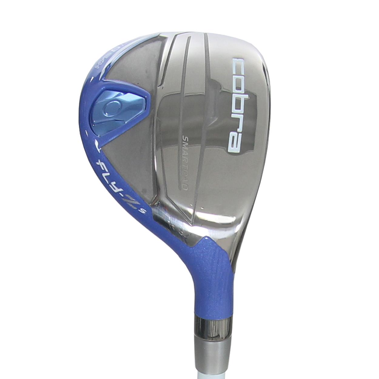 cobra golf women 39 s blue flyz s 7 club 12 piece blue golf. Black Bedroom Furniture Sets. Home Design Ideas