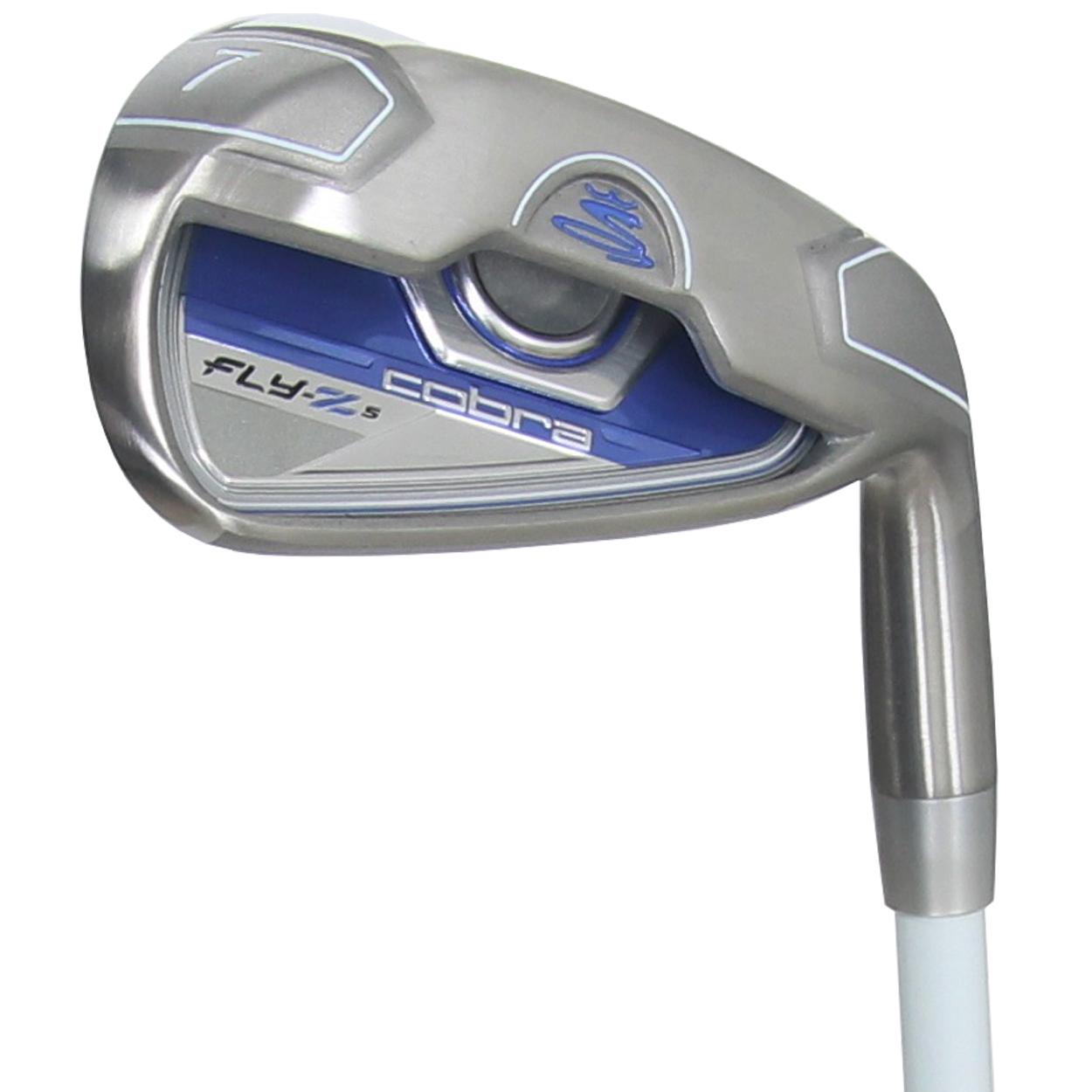 Cobra Golf Women S Blue Flyz S 7 Club 12 Piece Blue Golf