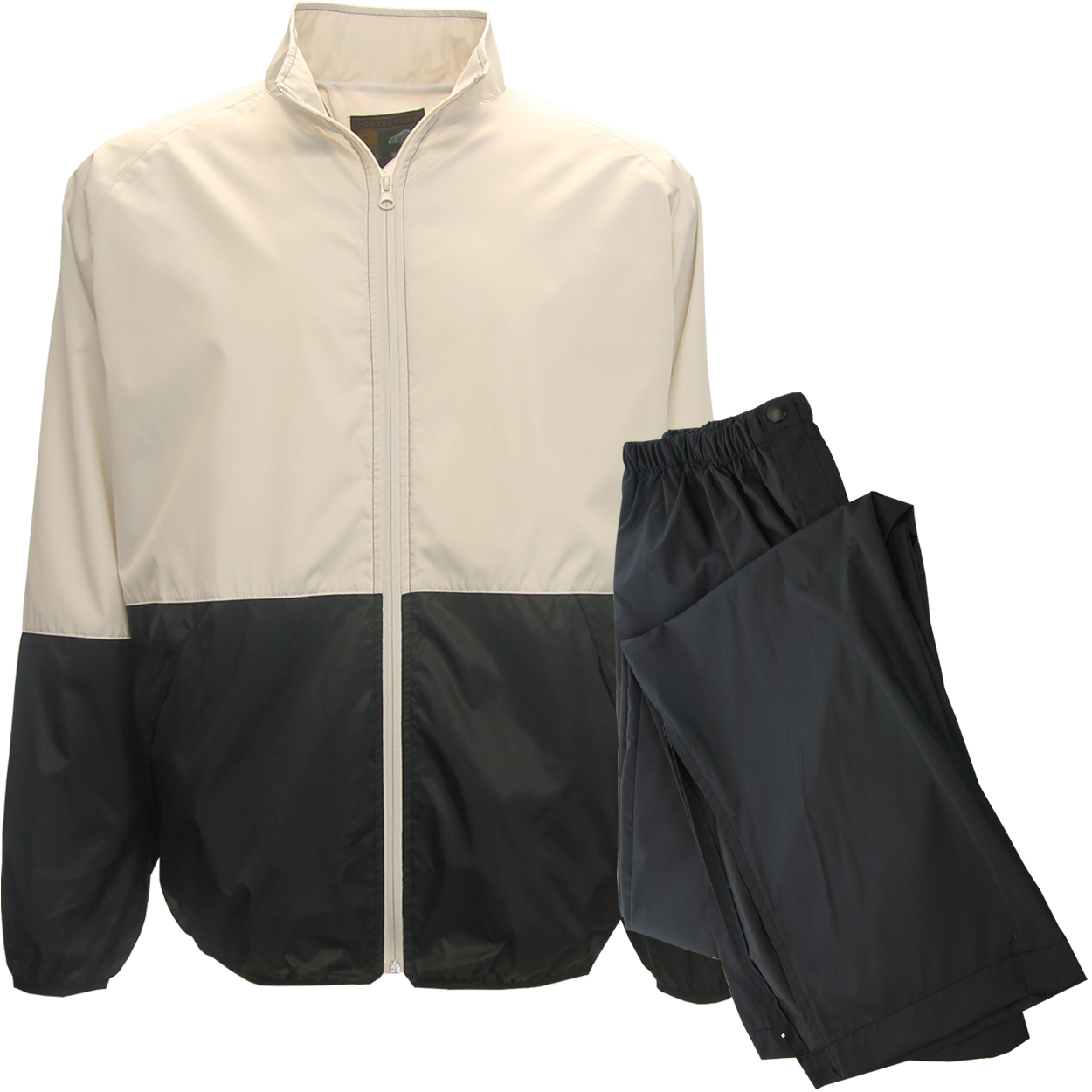 Forrester'S Packable Waterproof Golf Rain Suit