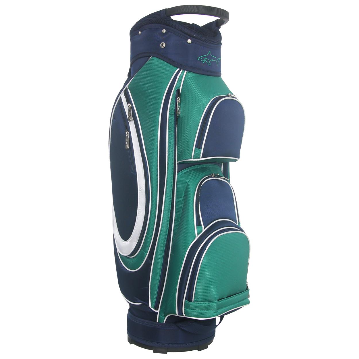 Greg Norman Golf Womens Cart Bag Brand New
