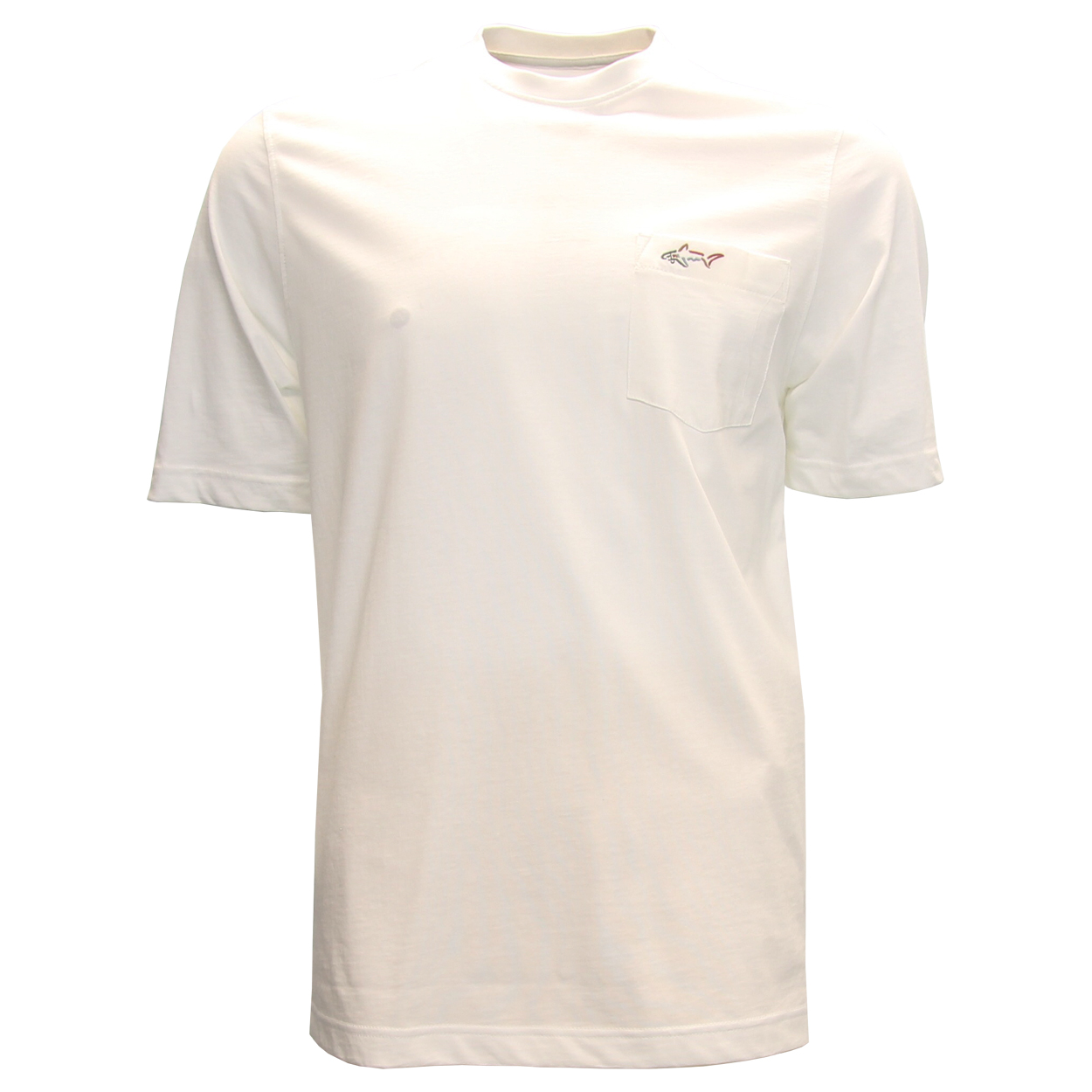 Greg Norman Lux Shark T-Shirt *Closeout*