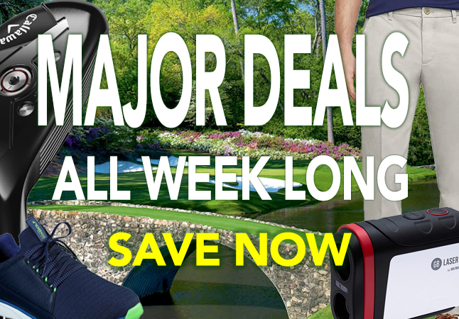 MAJOR Deals! All Week Long • Act NOW