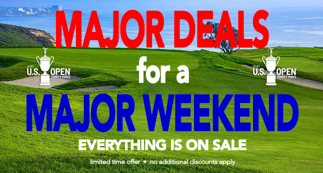 Major Deals for a Major Weekend! Everything is On Sale