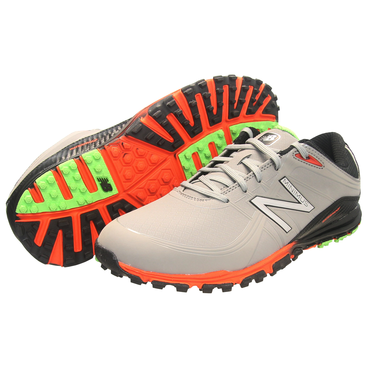 New Balance Men's Minimus Spikeless Golf Shoe