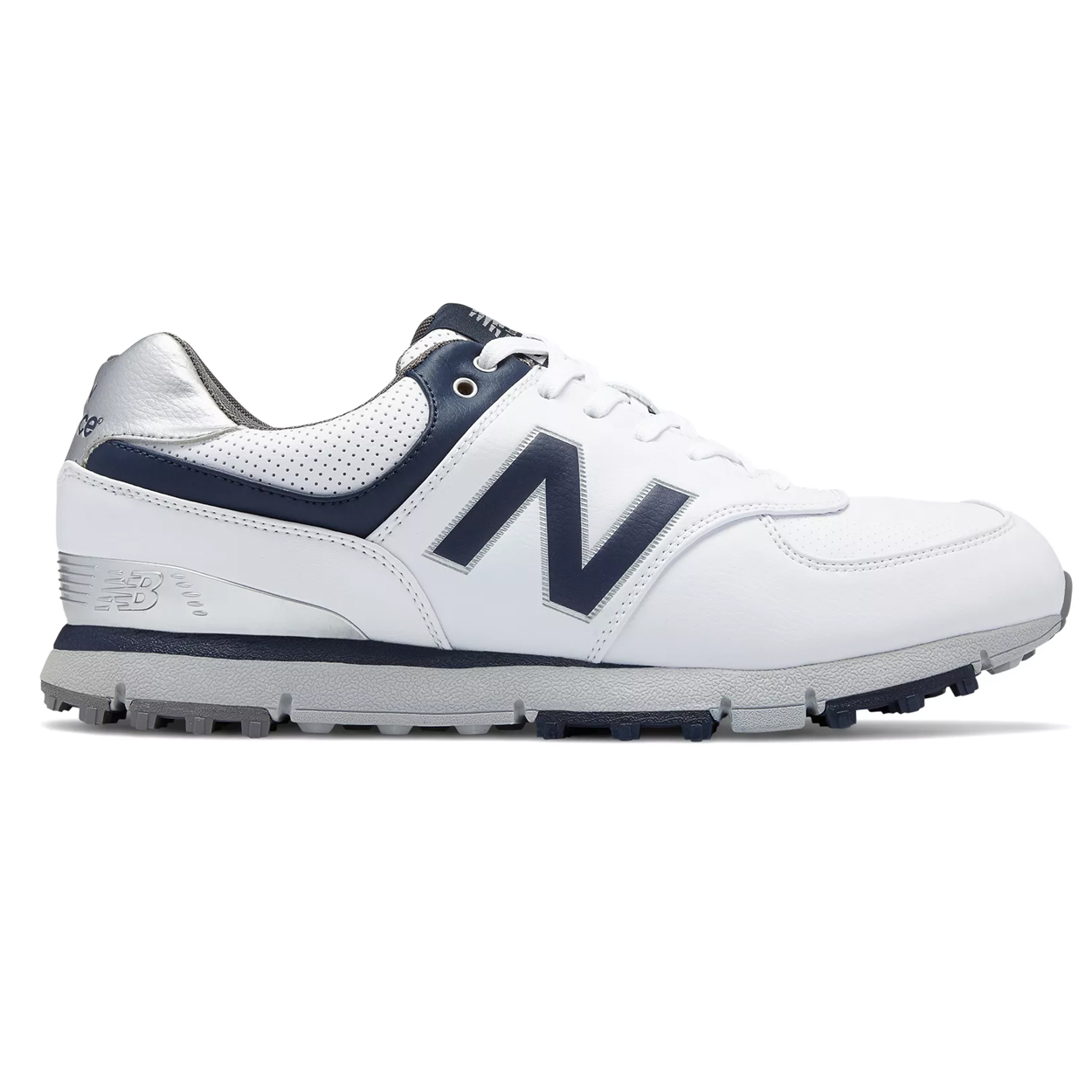 New-Balance-NBG574SL-Men-039-s-Spikeless-Microfiber-Leather-Golf-Shoe-New thumbnail 11