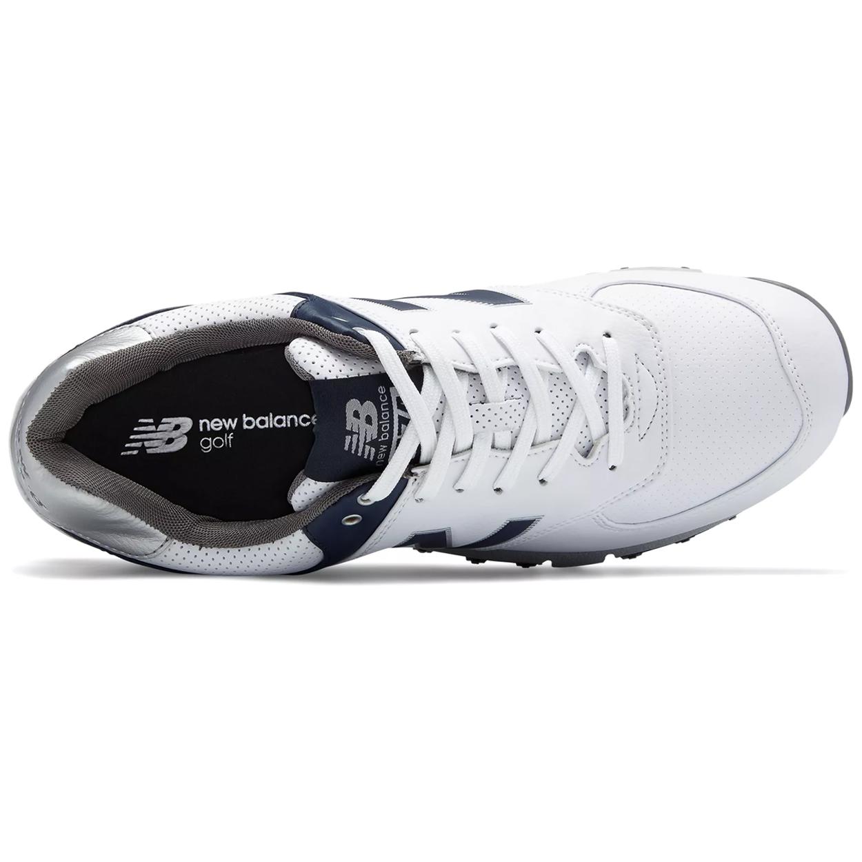 New-Balance-NBG574SL-Men-039-s-Spikeless-Microfiber-Leather-Golf-Shoe-New thumbnail 12