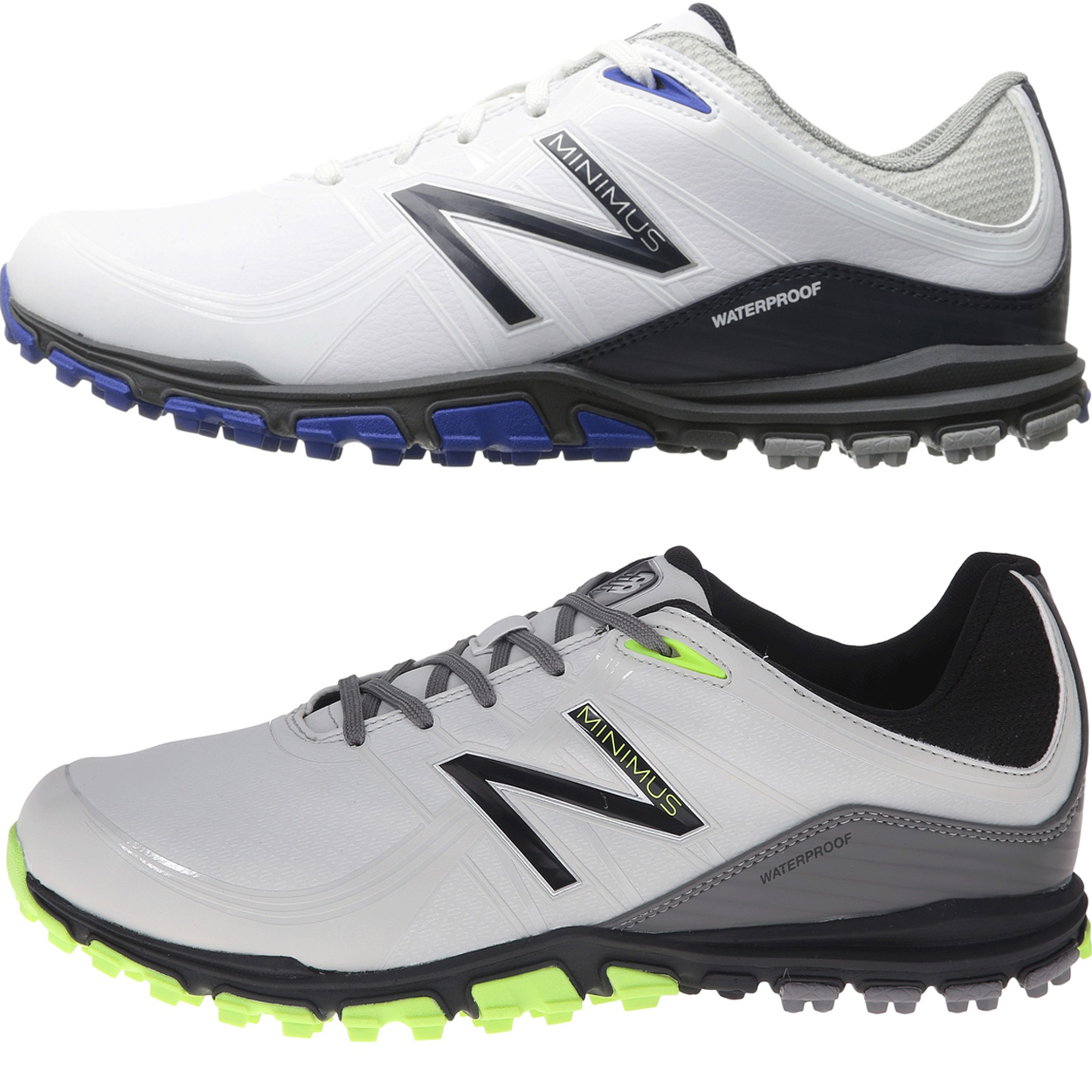 new balance nbg1005 s minimus spikeless golf shoe
