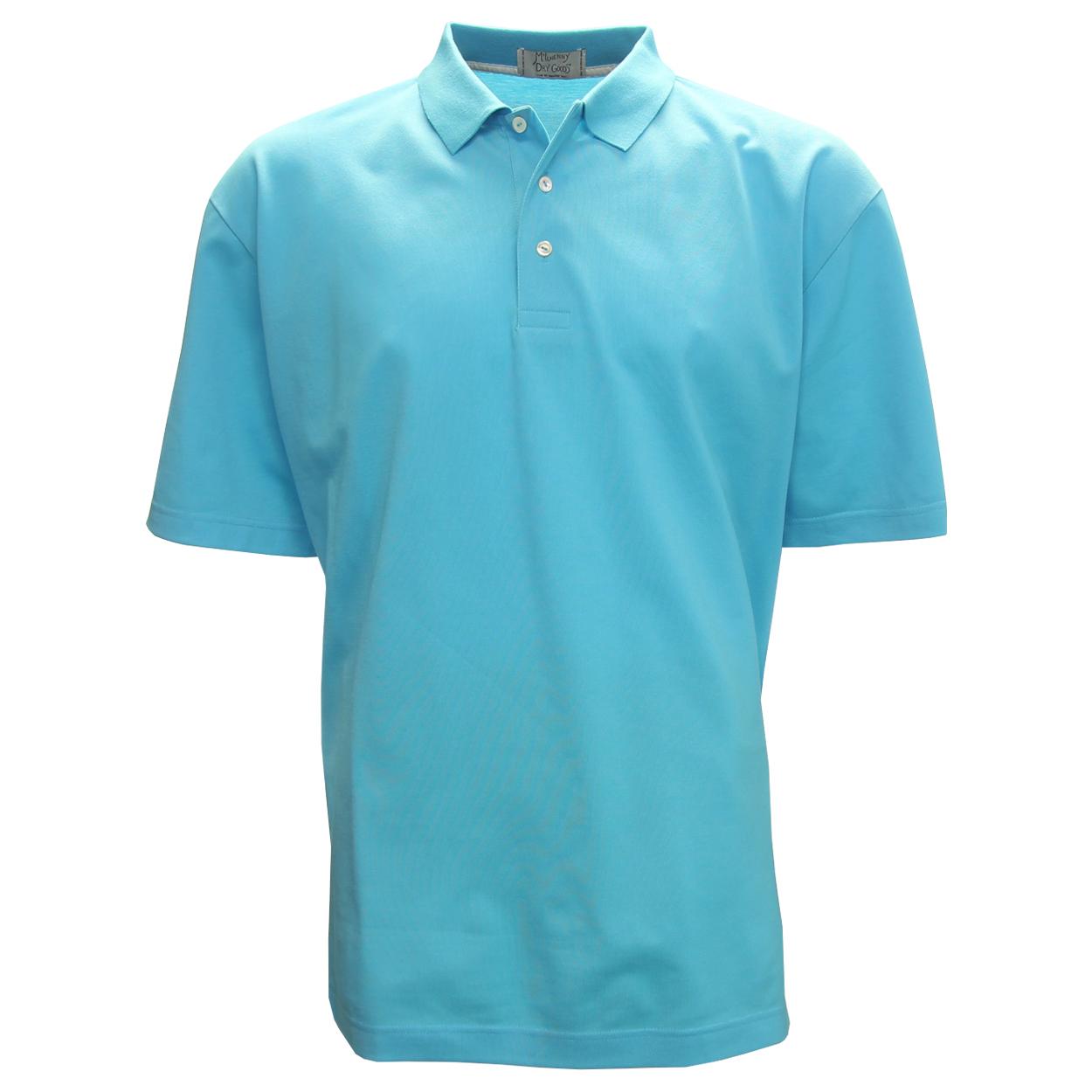 Tabasco Solid Pique Polo Golf Shirt