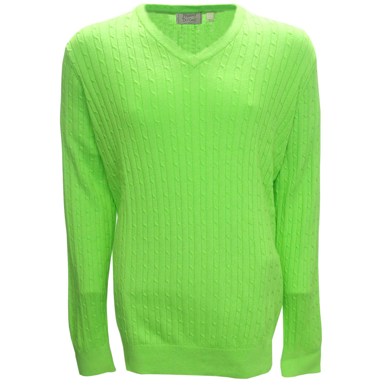 McIlhenny Cable Knit...